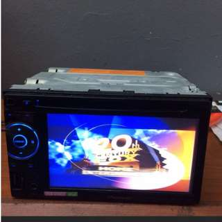 Pioneer AVH 1450DVD Player (RS620)