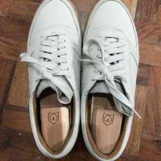 Massimo Dutti White Sneakers