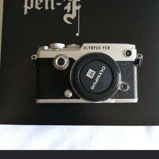 Olympus pen-f brand new in box