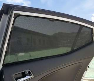 C-Class Windows Sunshade