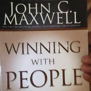 Winning with people by john maxwell