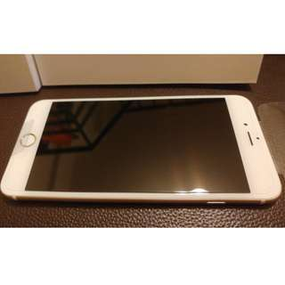 Apple iPhone 6 Plus  64G金色 盒裝完整 功能正常 公司貨