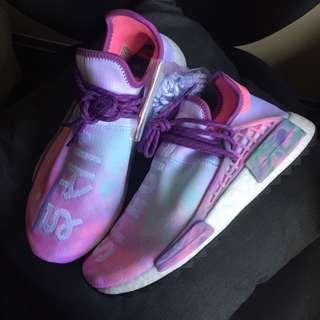 US 9 NMD Holi Pink Glow adidas pharrell