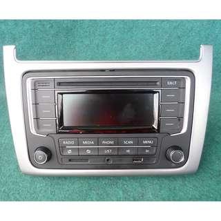 volkswagen polo radio
