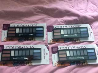 Colormates eyeshadow