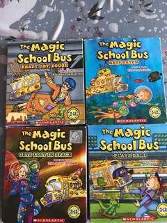 The magic school bus children cd