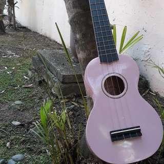 Pink Ukelele (hardly used)