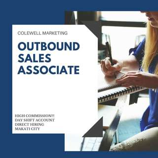 URGENT HIRING: Outbound Sales Associate