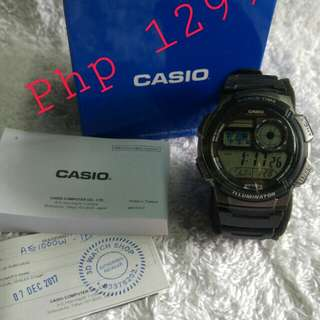 Sport watch Casio