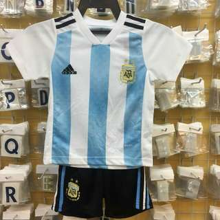 World Cup Kids Jersey XXS-XXL