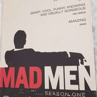 Madmen season one