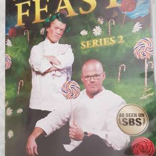 Heston's Feast season two