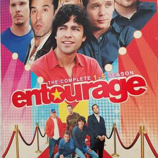Entourage seasons 1- 5