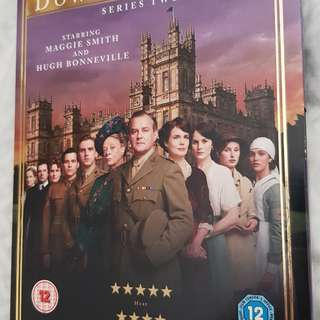 Downton Abbey season two