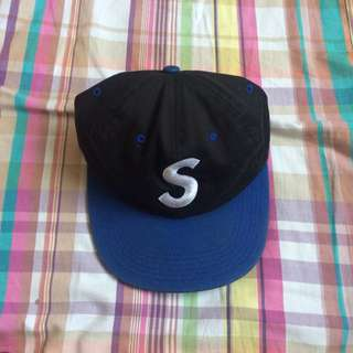Supreme 2 Tone S Logo