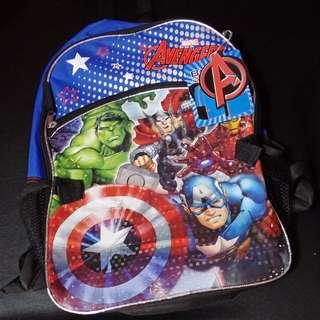 Avengers backpack bag