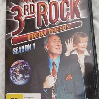3rd rock from the sun season one
