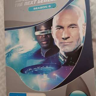 Star Trek the next generation season six