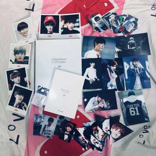 [WTS] EXO CHANYEOL FANSITE ITEMS