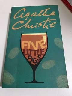 Five Little Pigs, Agatha Christie