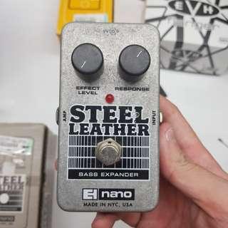 FIRE SALE: EHX Steel Leather