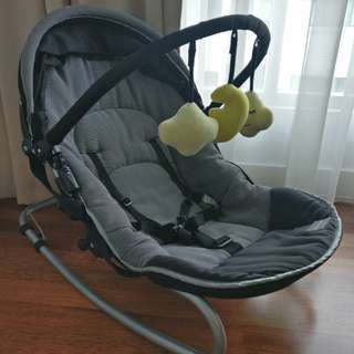 Baby bouncer - 3 ways
