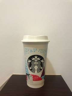Starbucks Taiwan Authentic Limited Edition Christmas Cup Tumbler