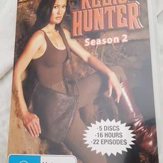Relic Hunter season two