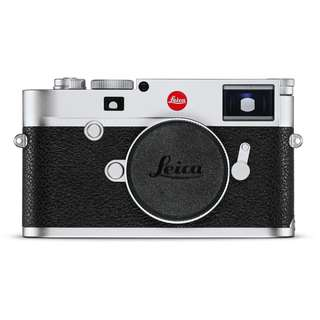Leica M10 - Silver with Extra Battery & Thumb Support (Brand New)