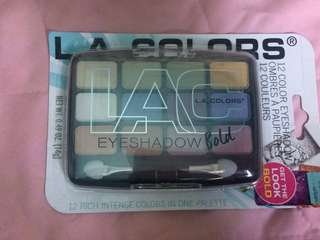LA COLORS EYESHADOW
