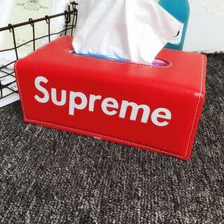 Supreme Tissue Box Car accessories