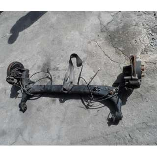 toyota wish 2009-2010 axle