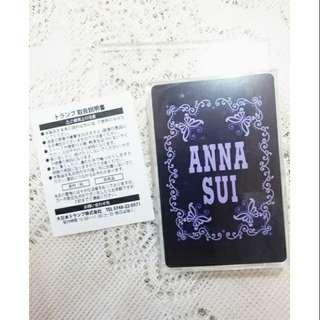 安娜蘇 撲克牌