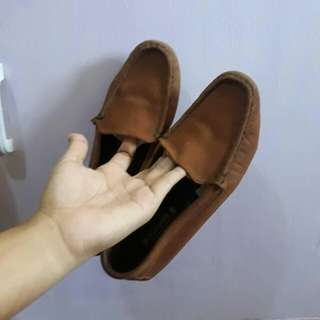 Brown sundance shoes