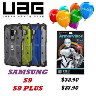 UAG Samsung S9 AND S9+