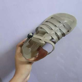 Marikina nude sandals