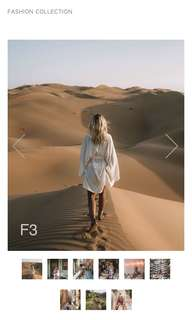 DoYouTravel presets FASHION COLLECTION