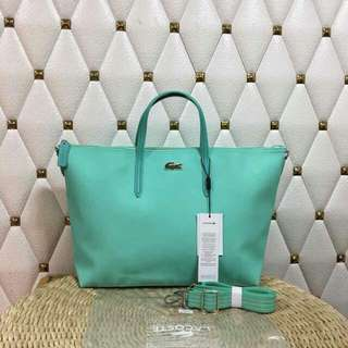 Buy 1 Get 1 for free.Lacoste bag