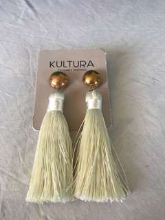 KULTURA Tassel Earrings