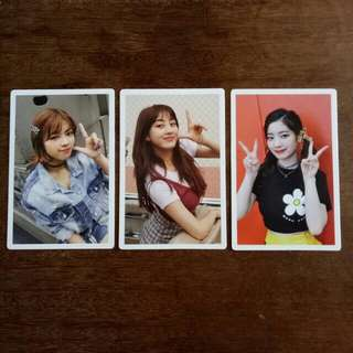 TWICE twicetagram Monograph Photocard