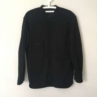 UNIQLO AND LEMAIRE Jacket Black