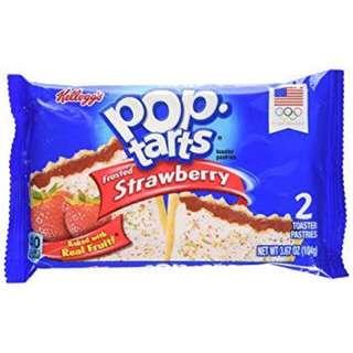 Kellogg's Pop Tarts (sold per piece)