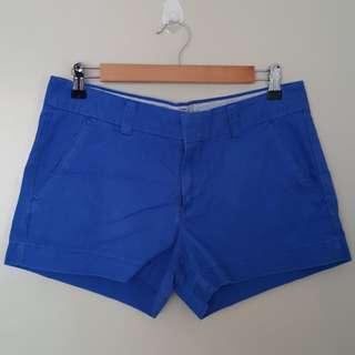 Uniqlo royal blue shorts
