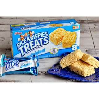 Kellogg's Rice Krispies Treats (sold per piece)