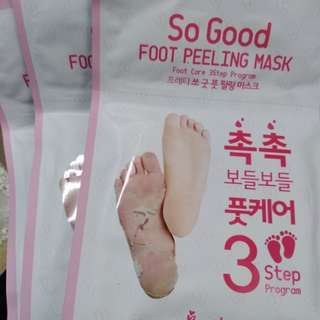 Prreti so good footmask