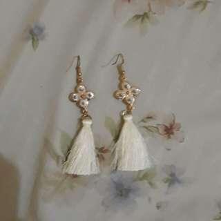 Tasel earings