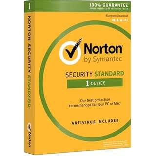 [3 Years] Norton Security Standard 2018