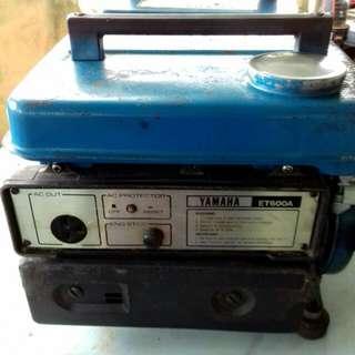🚫 Generator YAHAMA ET600A