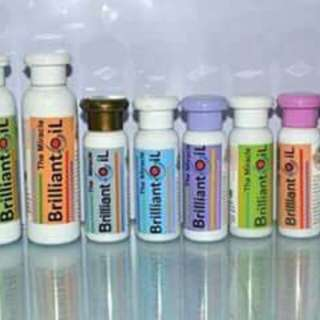 The Miracle Brilliant Oil