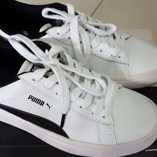 Puma × BTS Court Star sneakers